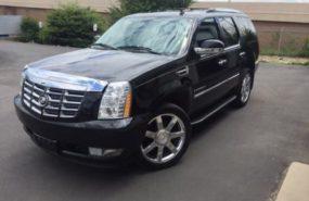 2009 Cadillac Escalade – SOLD