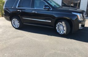 2015 1/2 Cadillac Escalade